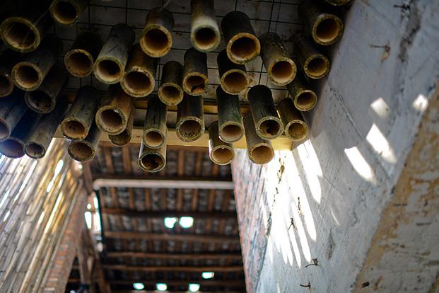 huxi pottery kiln tian qi restaurante de ladrillo