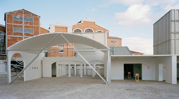 A forma da forma en Lisboa finalista premios fad 2017
