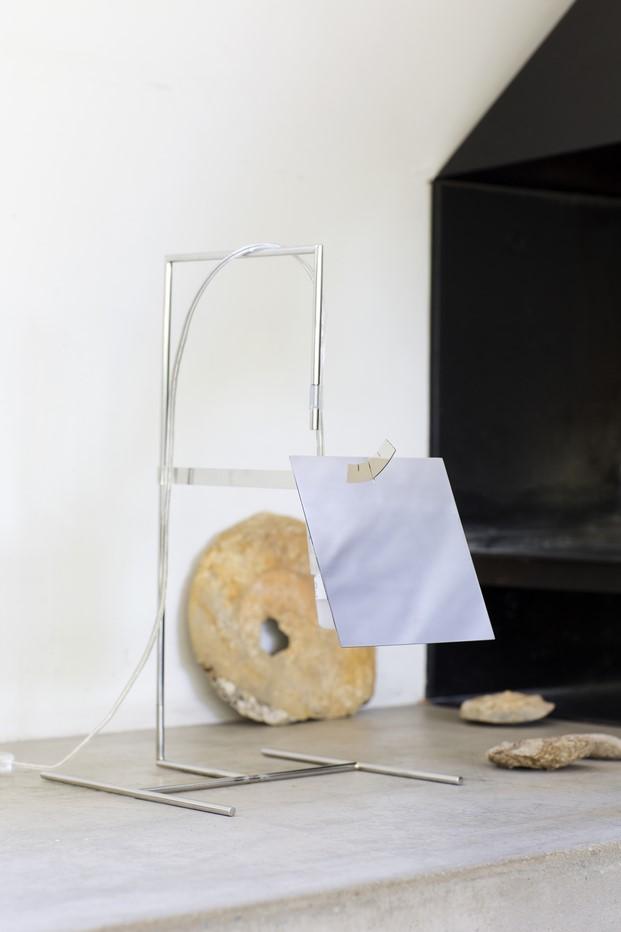 mobles114 lampara fil de alvaro siza en milan made in spain