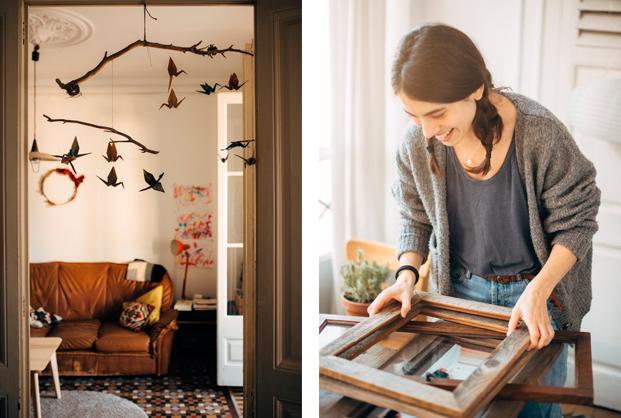 en casa de monica bedmar fotografa entrevista de slowkind para diariodesign