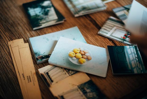 fotografias de monica bedmar fotografa en una entrevista de slowkind para diariodesign