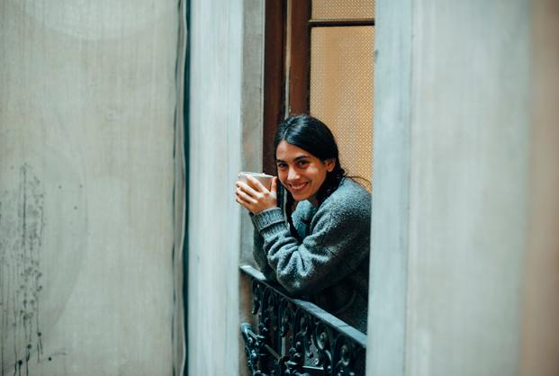 monica bedmar en el balcon fotografa entrevista slowkind diariodesign