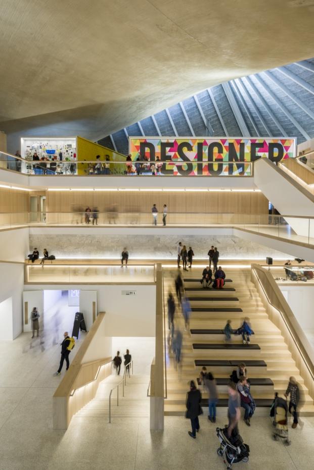 Designers in residence en el design museum de londres para diseñadores emergentes en diariodesign magazine
