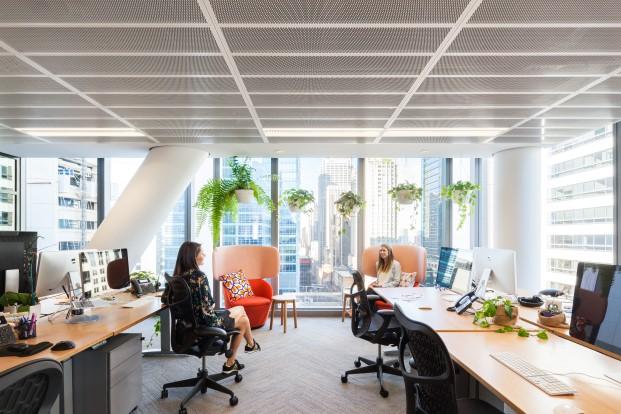 oficinas en las que estar como en casa dropbox en sidney diariodesign