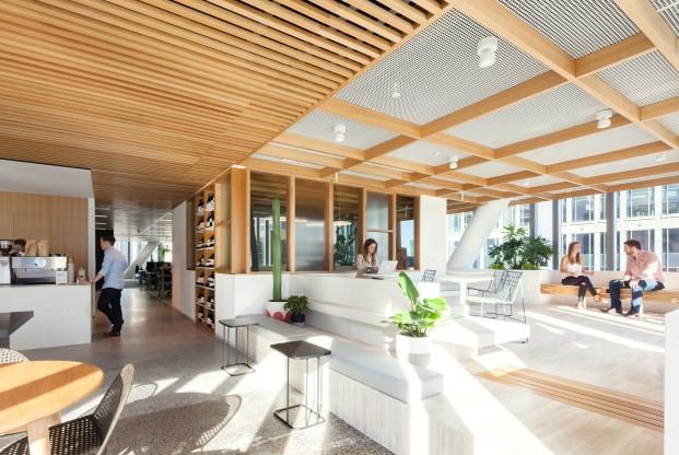 oficinas como en casa de dropbox en sidney diariodesign