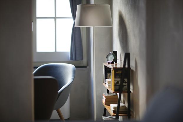 detalle habitacion del hotel palazzo grillo diariodesign