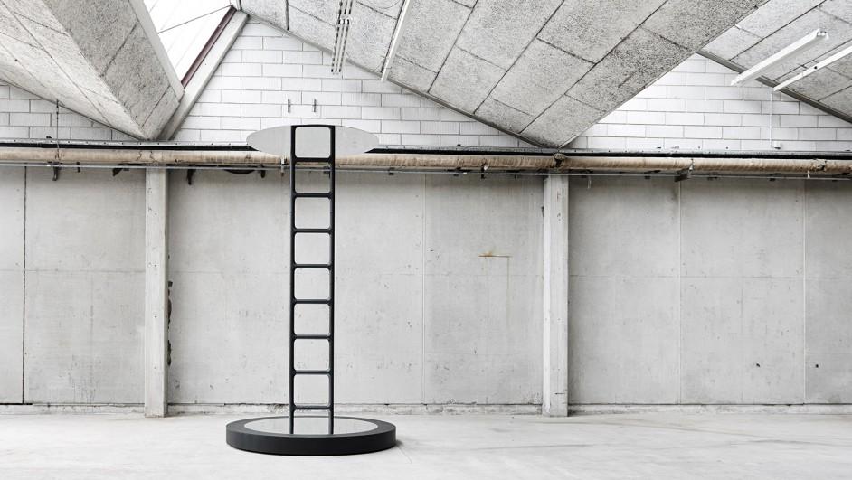 instalacion snohetta por Erik jorgensen milano fuorisalone 2017 diariodesign