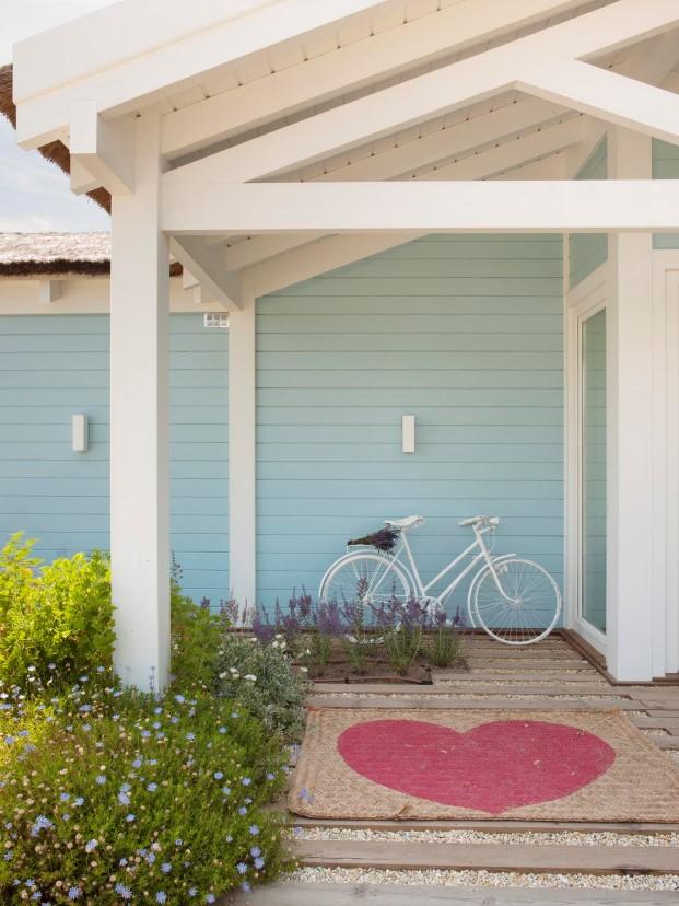 casa de madera exterior Saaranha&Vasconcelos diariodesign