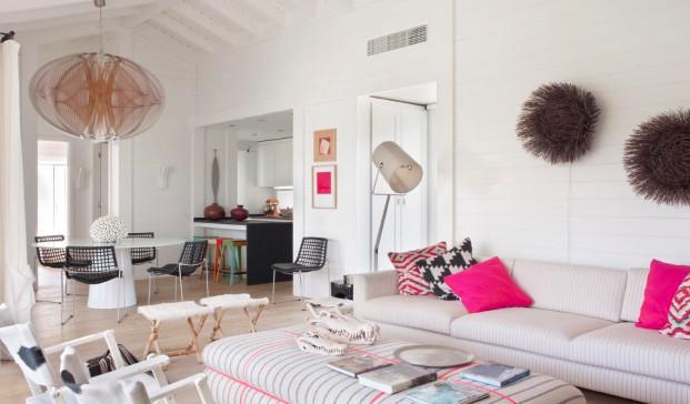interior de casas de madera en Portugal diariodesign