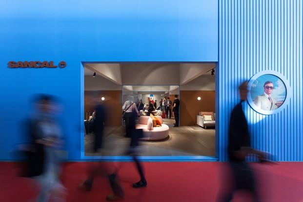 stand en milan de sancal en el salone del mobile milan 2017 ventana diariodesign