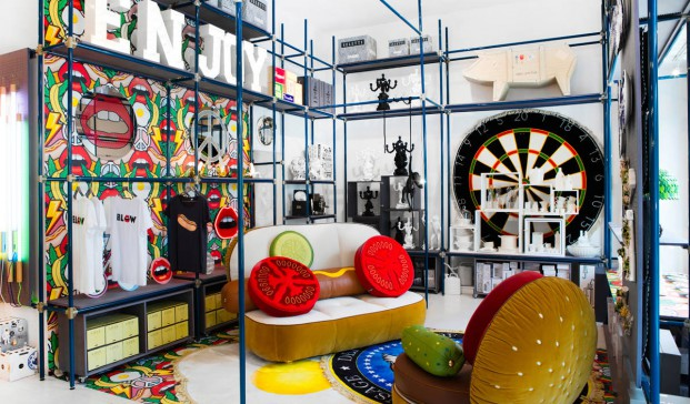 seletti flagship y store pop up en milano diariodesign