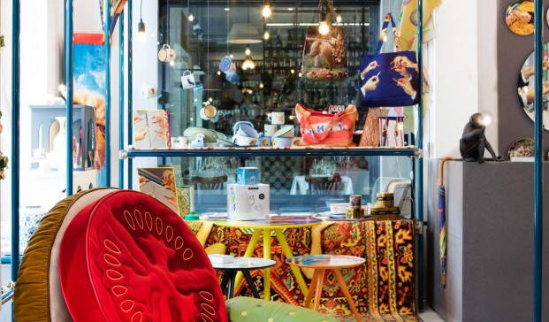 pop-up de un limited editions de seletti en milan diariodesign