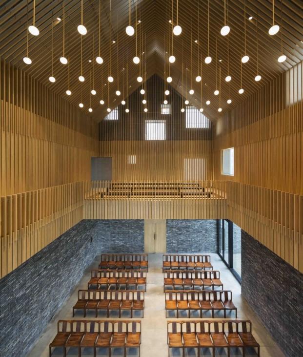capilla principal en suzhou diariodesign