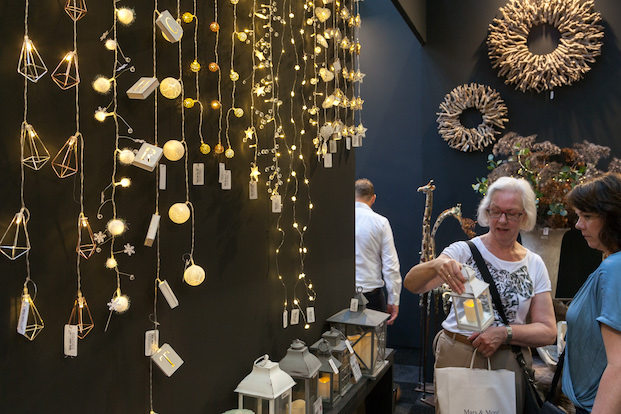 accesorios de navidad tendencias en decoración frankfurt tendence en diariodesign