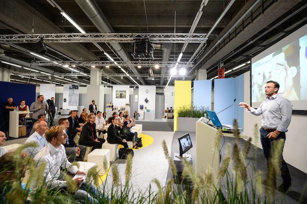 Tendence Academy en frankfurt feria de tendencias en decoración