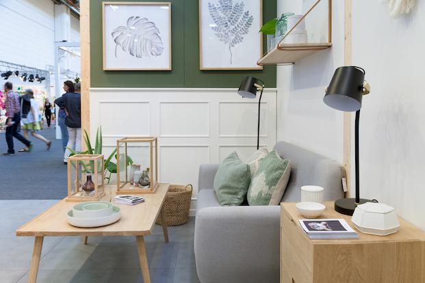 tendence muestra las tendencias en decoración en muebles para el hogar en diariodesign