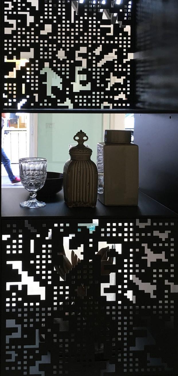 detalle de cocina modular en diariodesign
