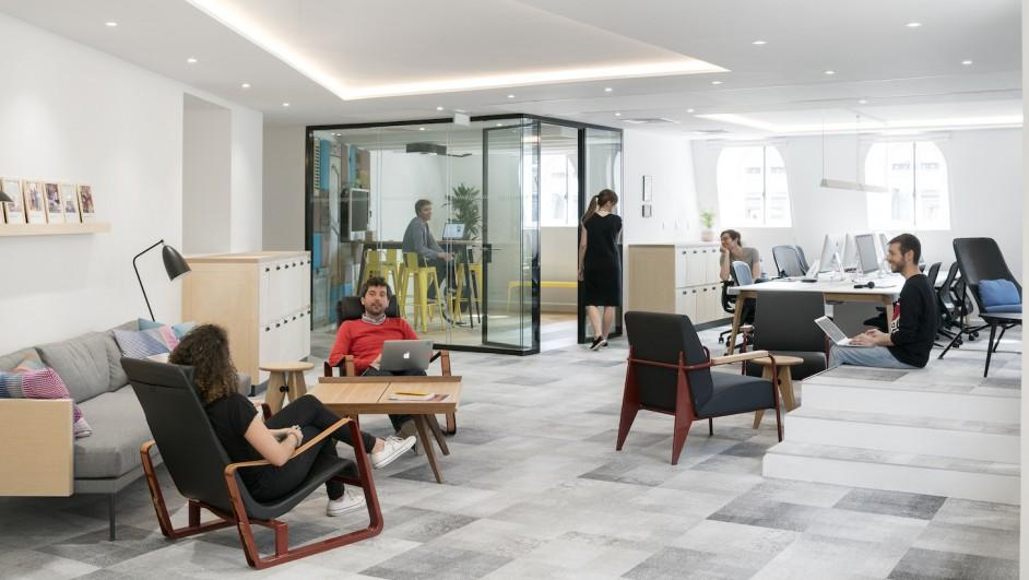 Airbnb París oficinas en diariodesign