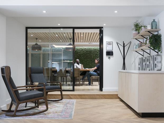 terraza airbnb parís STUDIOS Architecture