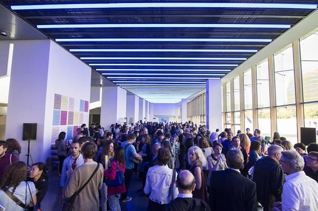 opening parti de Barcelona design week