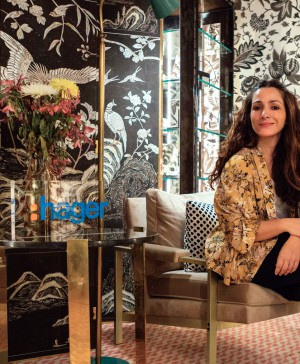 BEATRIZ SILVEIRA decoradora INTERIORISTA HAGER ESPANA CASA DECOR MADRID 2017 DIARIODESIGN ENTREVISTA SLOWKIND