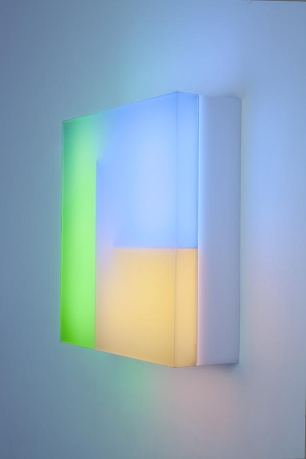 cajas de luz de brian eno
