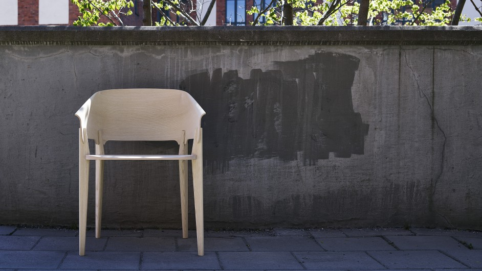 Claesson Koivisto Rune Chair DiarioDesign