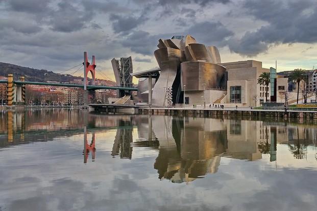 el Museo Guggenheim Bilbao  fadfest 2017