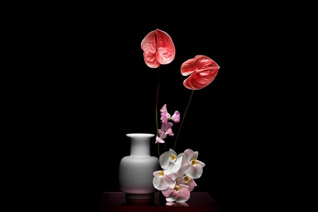 artista floral Thilde Maria Kristensen