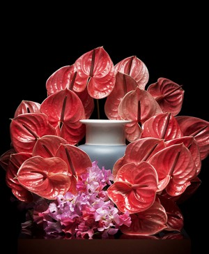 Floral Injection de Normann Copenhague DiarioDesign