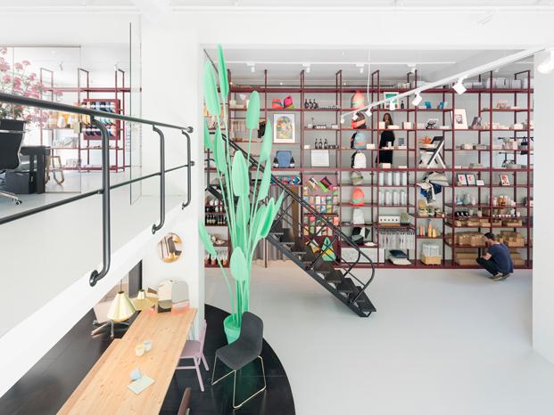 tienda de MVRDV en Rotterdam