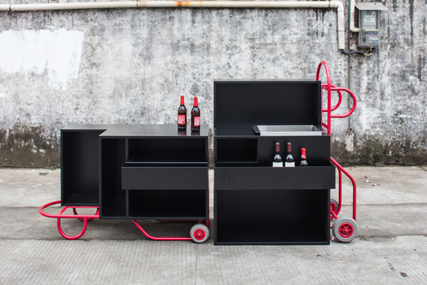 proyecto de Lim Lu ruedas para muebles