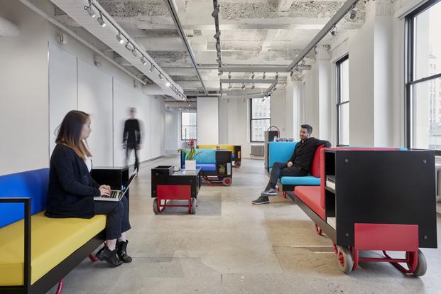 ruedas para muebles coleccion Push Pull universidad cornell diariodesign