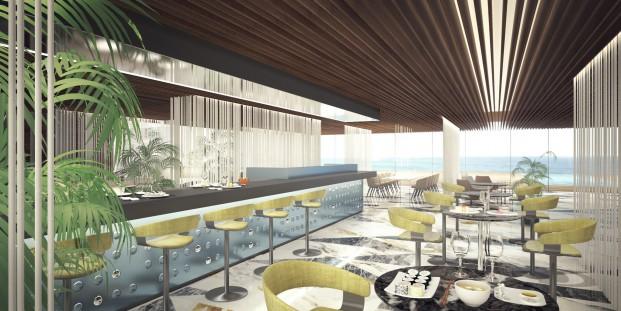 ied barcelona interiores comerciales proyecto del hotel w en diariodesign