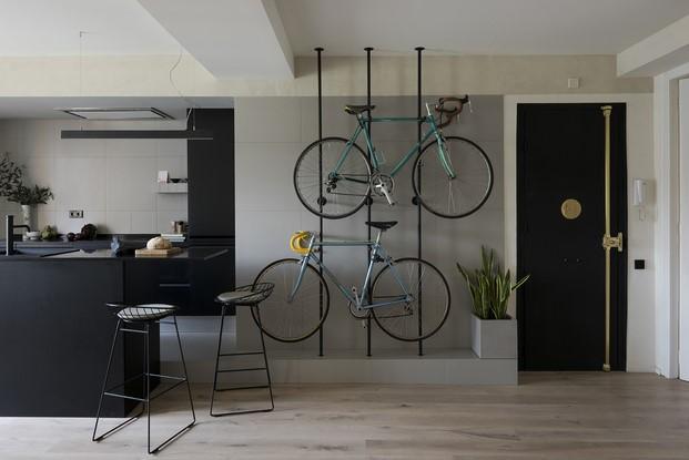 pequeño apartamento en diariodesign