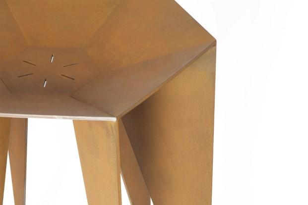 Barbacoa de diseño contemporáneas de Les Choses