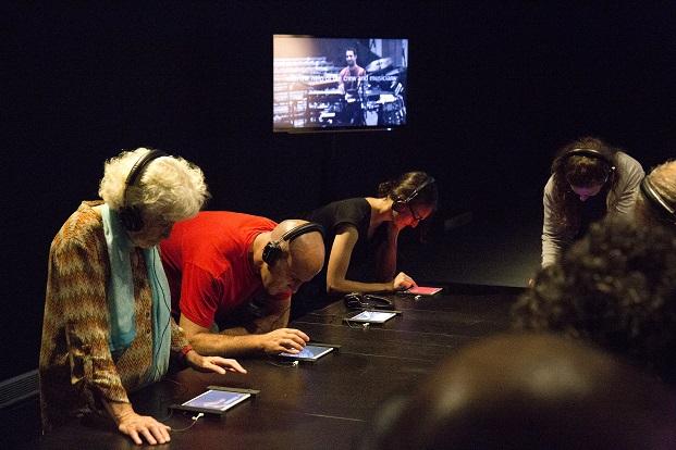 experiencias multisensoriales y performativas expo björk digital cccb