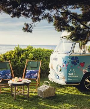 furgoneta Volkswagen campervan suite diariodesign