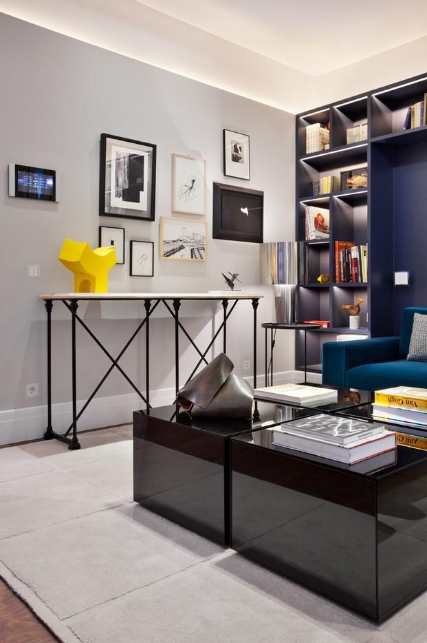 domótica jung en casa decor del estudio alegria