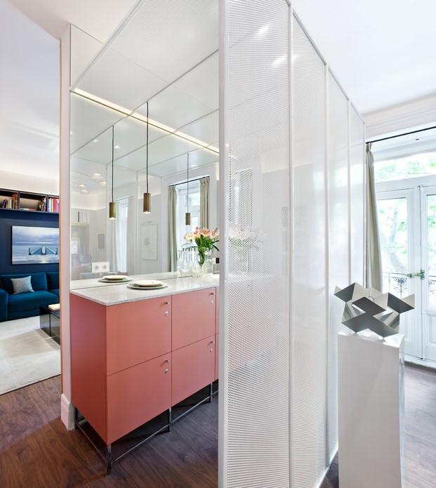iluminacion y domótica con sistemas jung en casa decor