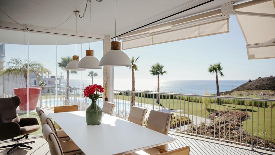 10 razones para ampliar con cortinas de cristal for Cortinas para terrazas acristaladas