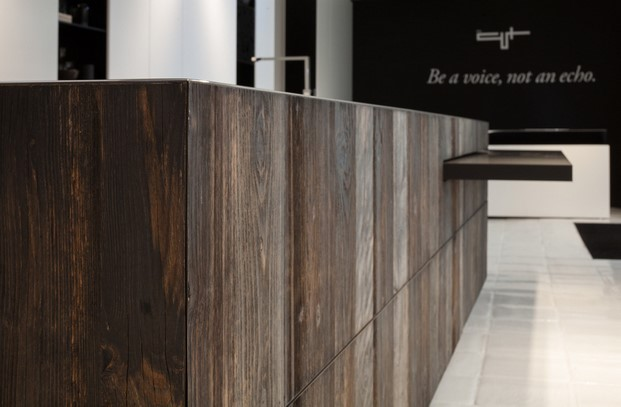 mesa extraible de la cocina modular premiada Architizer A + Award 2017