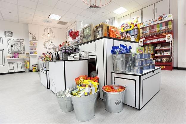 The candy room en cprint en madrid salon de la impresion