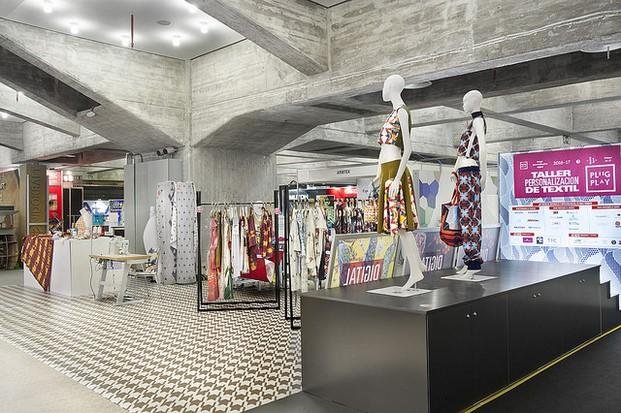 taller de personalizacion textil en cprint en madrid
