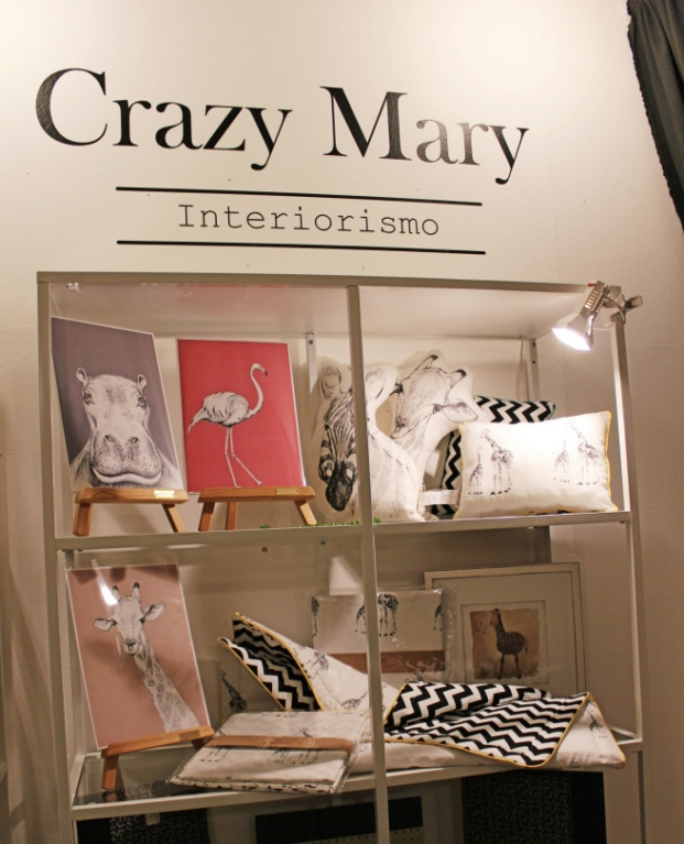 interiorismo en madrid de crazy mary