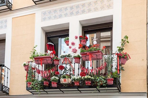 interiorismo en madrid balcones patrocinados por mahou