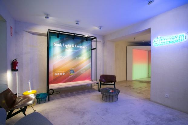 interiorismo en madrid espacio simon de toni arola