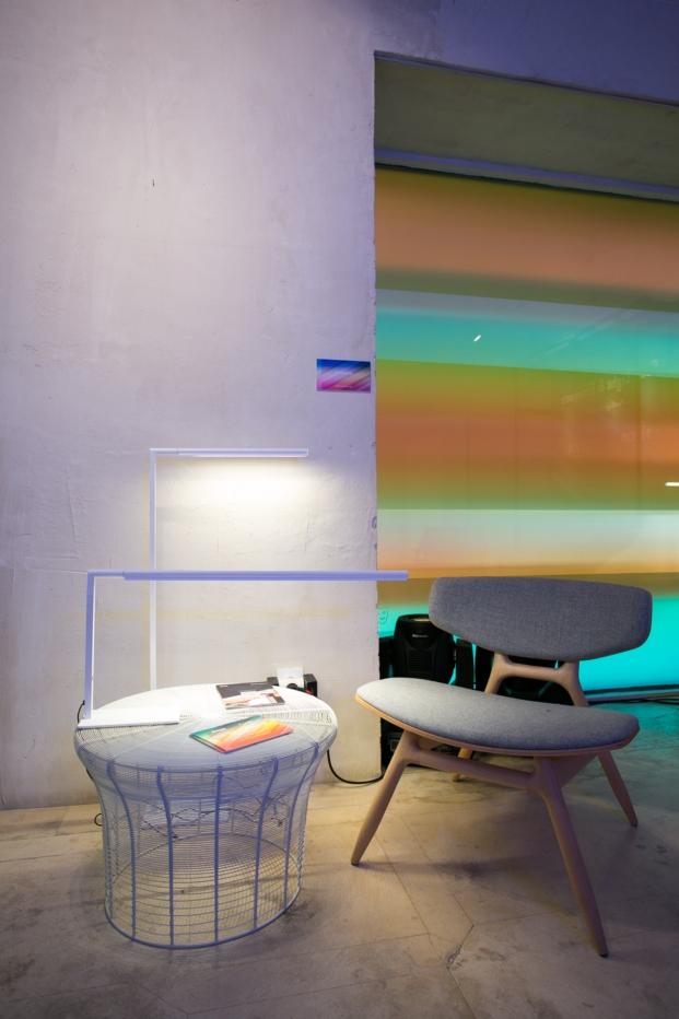 interiorismo en madrid  tienda espacio simoin