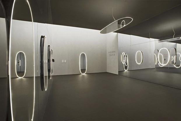 Philippe Starck flos iluminacion