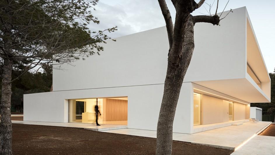 fran silvestre arquitectos casa en valencia diariodesign